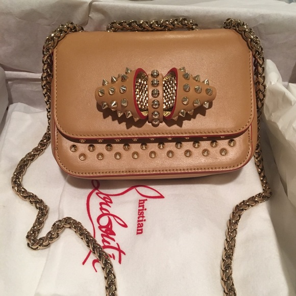 93342643e62 Brand new Christian Louboutin purse NWT